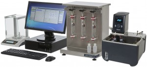 Viscomat II S + TC120-ST12 + Balance